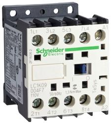 Магнитный пускатель/контактор перемен. тока (ac) Schneider Electric LC1K09008E7