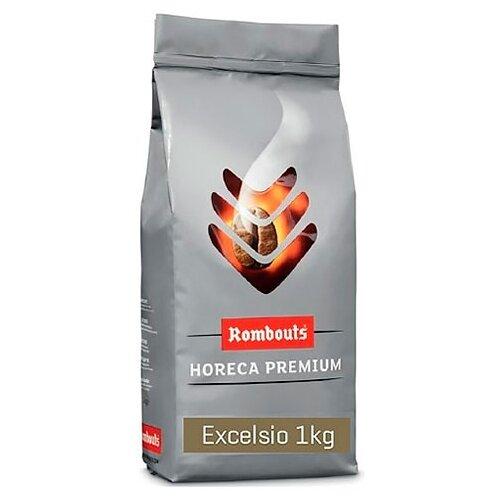 Кофе в зернах Rombouts Excelsio