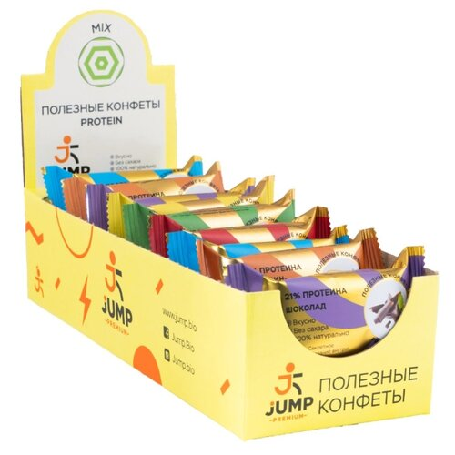 Протеиновый батончик Jump jump