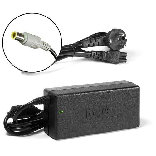 Блок питания TopON TOP-IB06 для аккумуляторная батарея topon top 4510s 4400мач для ноутбуков hp probook 4510s 4515s 4710s 4720s