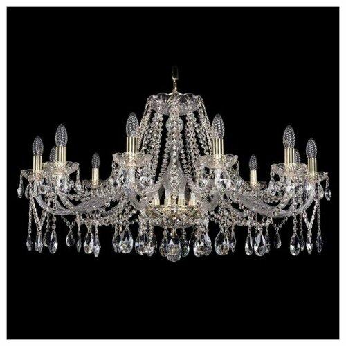 Ivele Bohemia 1413 18 400 G E14 люстра bohemia ivele crystal 1413 1413 8 200 g