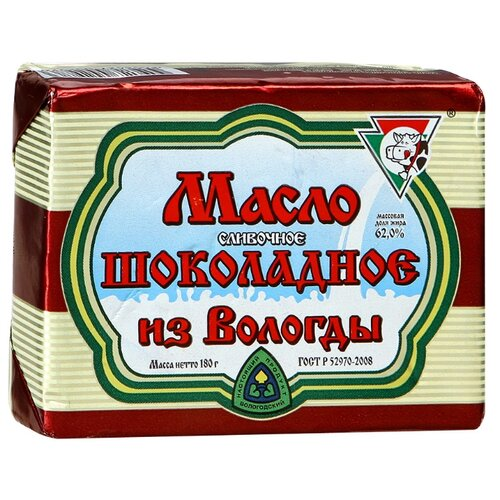 Из Вологды Масло сливочное