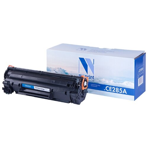 Фото - Картридж NV Print CE285A для HP картридж nv print cf380x для hp