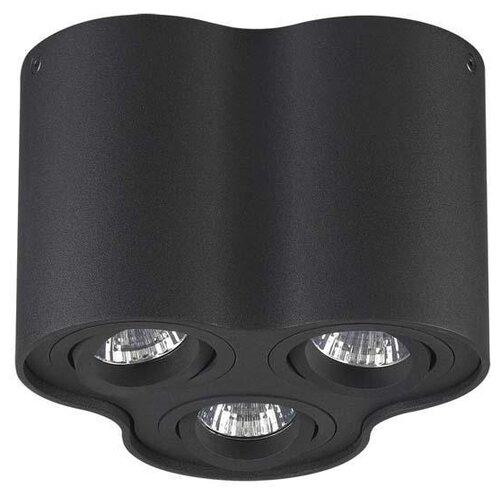 Спот Odeon light Pillaron 3565 3C потолочная люстра odeon light micca 3971 3c