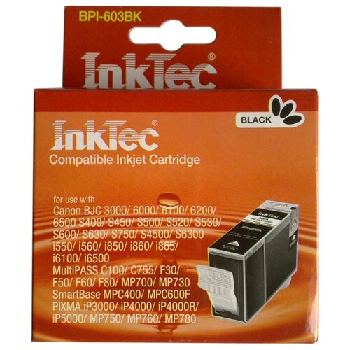 Фото - Картридж InkTec BPI-603BK картридж inktec bpi 425bk