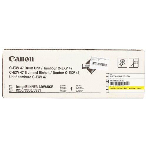 Фото - Фотобарабан Canon C-EXV 47 выключатель автоматический модульный иэк 1п c 10а ва 47 100 mva40 1 010 c