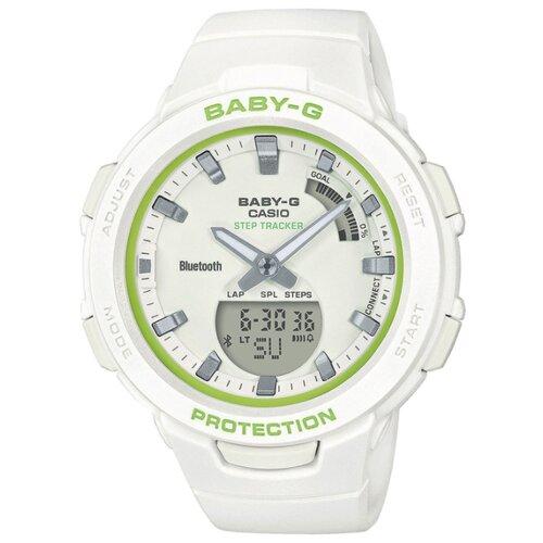 Наручные часы CASIO BSA-B100SC-7A casio steel bracelet men s watch mtp1128a 7a