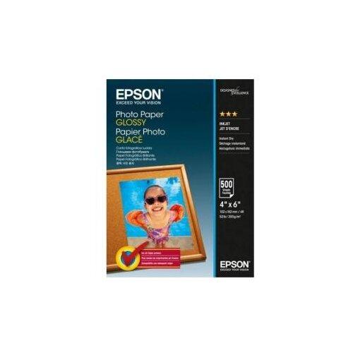Фото - Фотобумага Epson 10х15 200г м2 3005