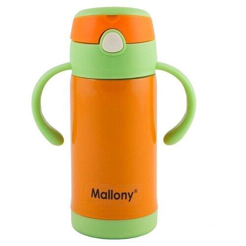 Термокружка Mallony Carino-H 03 л термокружка mallony turistica цвет серебристый 450 мл
