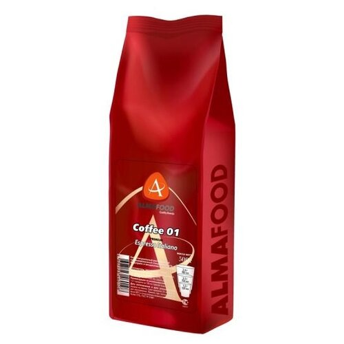 Кофе растворимый Almafood 01