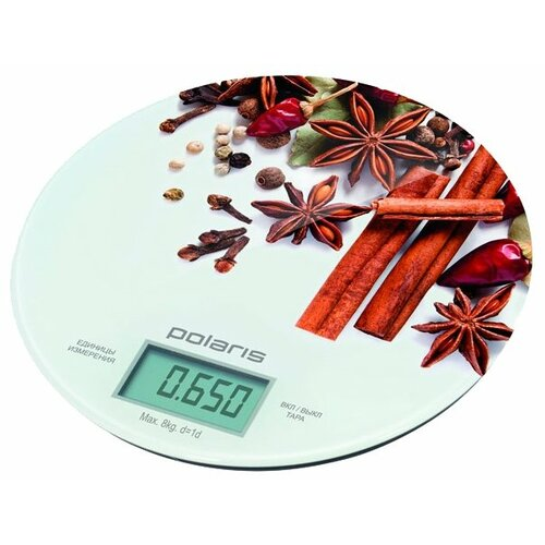 Кухонные весы Polaris PKS 0834DG весы кухонные polaris pks 0545d bamboo