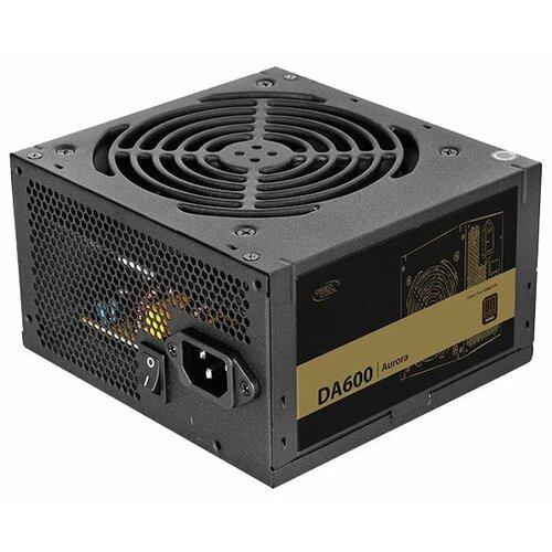 Блок питания Deepcool DA600 600W блок питания deepcool quanta dq750st 750w
