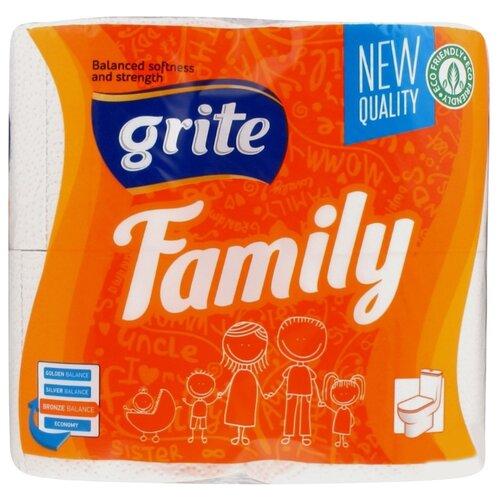 Туалетная бумага Grite Family пальто berkytt 92188730 54 176 синий 54 176 размер