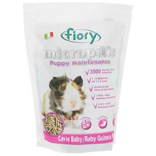 Корм для морских свинок Fiory корм fiory classic для морских свинок и шиншилл 680 г