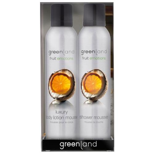 Набор Greenland Кокос-Мандарин greenland