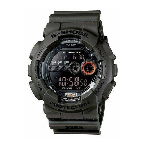 Наручные часы CASIO GD-100MS-3E наручные часы casio gd 400mb 1
