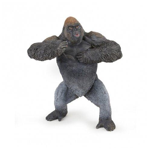 Фигурка Papo Горная горилла 50243 фигурка наша игрушка горилла spl310484