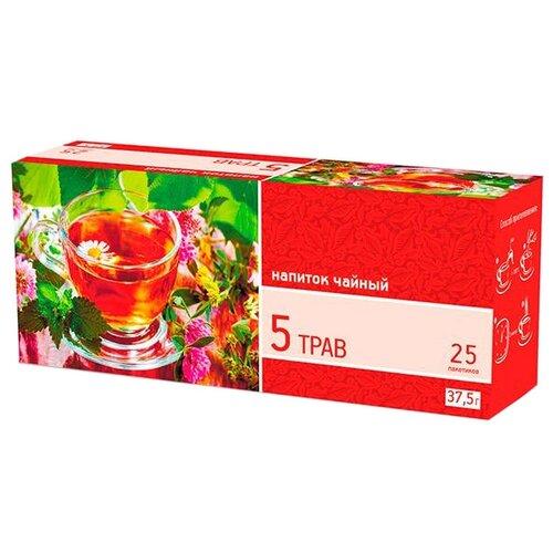 Чай Императорский чай 5 трав в фото