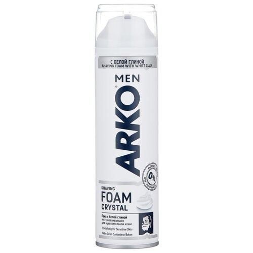 Пена для бритья Crystal Arko крем для бритья fresh arko