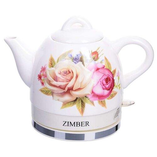 Чайник Zimber ZM-11232 чайник электрический zimber zm 11216