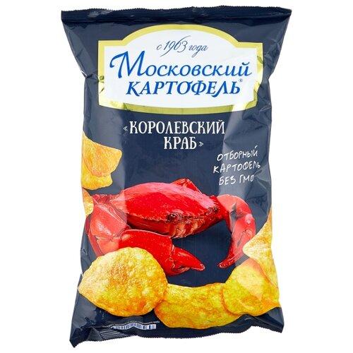 Чипсы Московский КАРТОФЕЛЬ фото