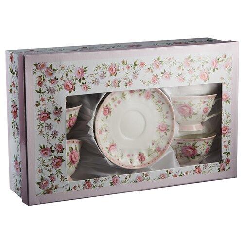 Чайный сервиз Rosario Розовый abel pintos rosario