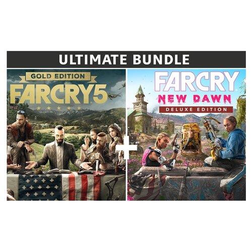 Far Cry New Dawn Ultimate Bundle ultimate comics avengers vs new ultimates