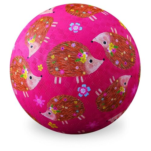 Мяч Crocodile Creek Ежики