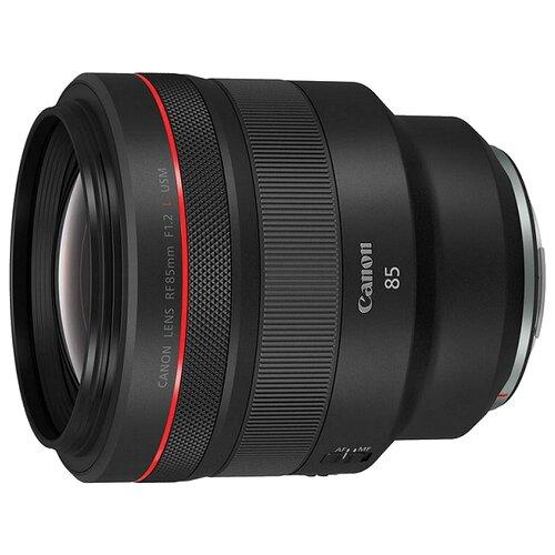 Фото - Объектив Canon RF 85mm f 1.2L USM объектив canon ef 85mm f 1 8 usm