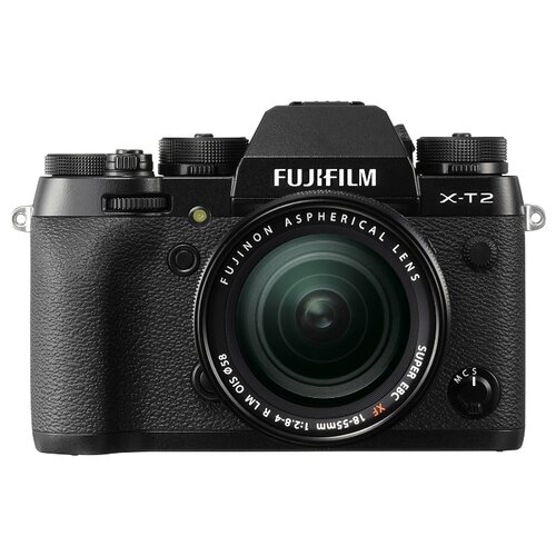 Фото - Фотоаппарат Fujifilm X-T2 Kit фотоаппарат fujifilm x100f