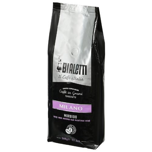Кофе в зернах Bialetti Milano