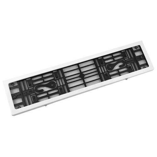 Рамка для номера Dollex SPL-13 съемник dollex smf 110