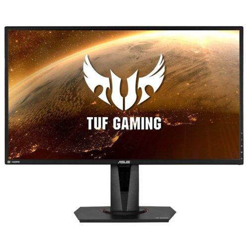 Монитор ASUS TUF Gaming VG27BQ 27 17 3 игровой ноутбук asus tuf gaming fx705gd 90nr0112 m01610 черный