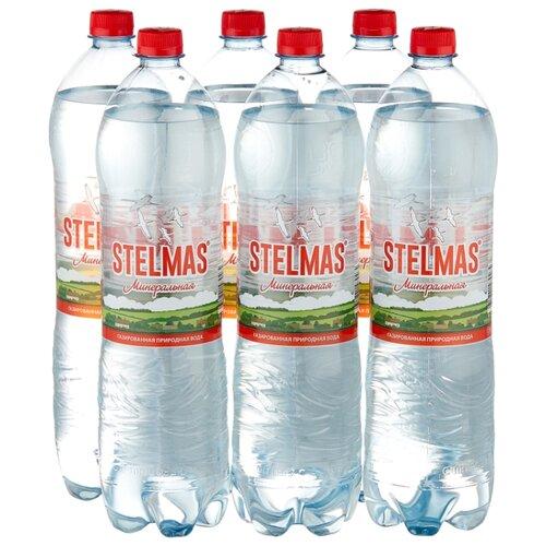 Вода минеральная Stelmas