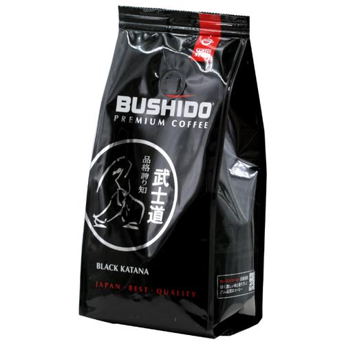 Кофе в зернах Bushido Black