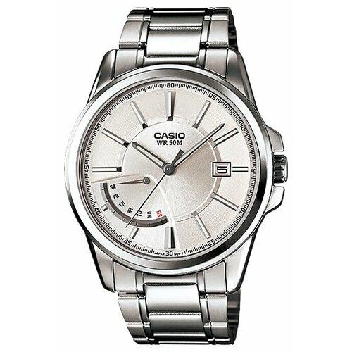Наручные часы CASIO MTP-E102D-7A casio часы casio mtp 1335d 7a коллекция analog