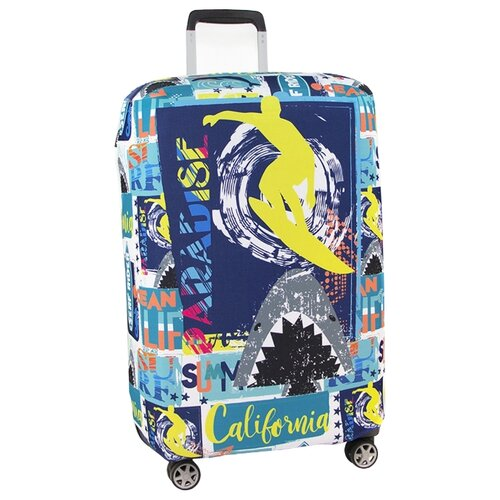 Чехол для чемодана RATEL Travel чехол samsonite чехол для чемодана 75 см travel accessor v