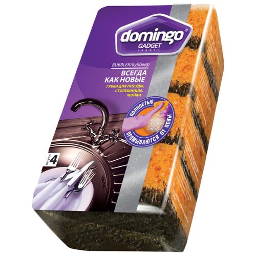 Фото - Губка для посуды DOMINGO Gadget губка для посуды хозяюшка мила задира 01019
