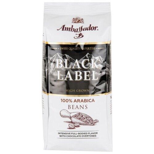 Кофе зерновой Ambassador Black