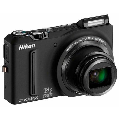 Фото - Фотоаппарат Nikon Coolpix S9100 фотоаппарат