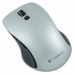Мышь Logitech Wireless Mouse M560 Silver USB