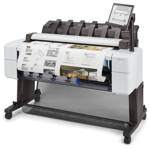 Фото - МФУ HP DesignJet T2600dr 36-in мфу hp designjet t2600 36 in