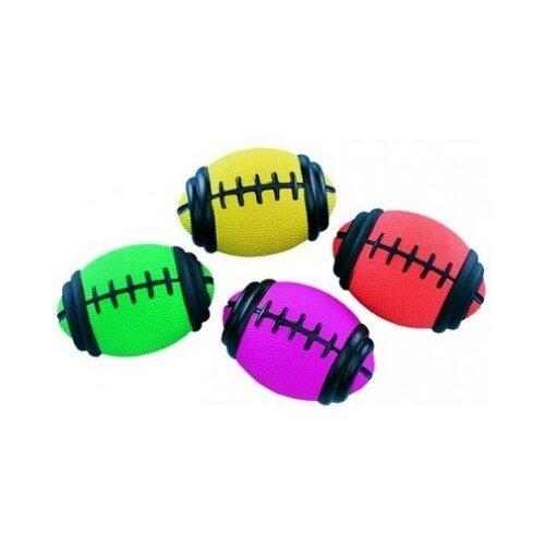 Игрушка для собак Мяч регби 9 см