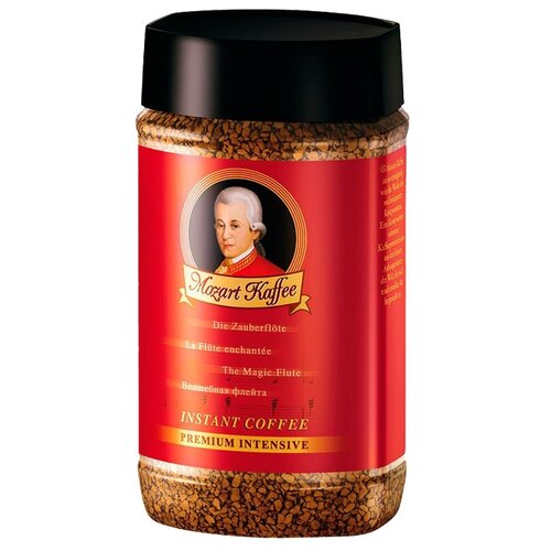 Кофе растворимый Mozart Kaffee s a schwarzkopf der kaffee