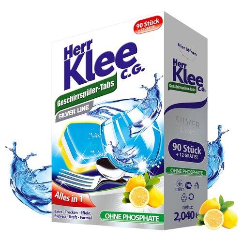 Herr Klee Silver Line таблетки c graupner herr gott dich loben wir gwv 1109 42