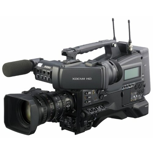 Фото - Видеокамера Sony PMW-400K видеокамера sony hdr cx405b black 30x zoom 9 2mp cmos 2 7 os avchd mp4 [hdrcx405b cel]