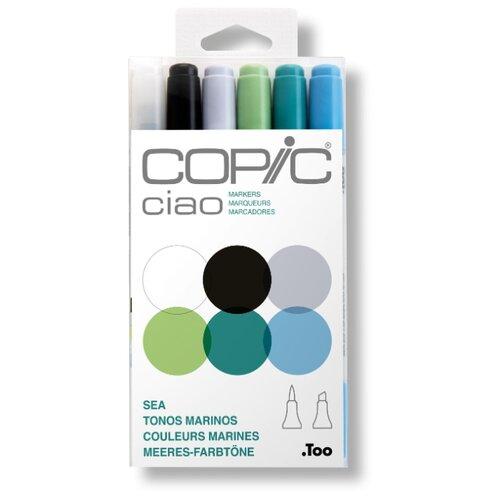 COPIC набор маркеров Ciao Sea