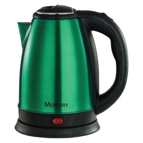 Чайник Mercury MC-6620 6621 чайник эмалированный mercury mc 7547