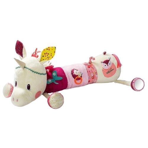 Мягкая игрушка Lilliputiens lilliputiens мягкая книжка игрушка цирк шапито