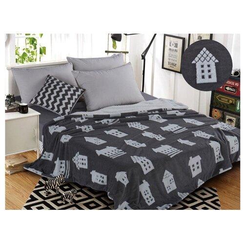 Фото - Плед Cleo Fluffy 150x200 см bedding set полутораспальный cleo sk 15 342